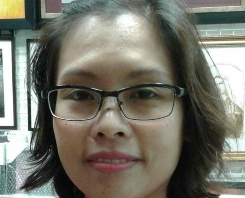 Jinjin Melany Heger -Resident Psychologist for HAPI Well being and new Lead Convener and Council chair for the HAPI Metro Manila chapter group