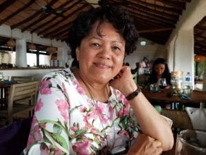 Rizalina Guilatco Carr reviews 'No Outside Intelligence'