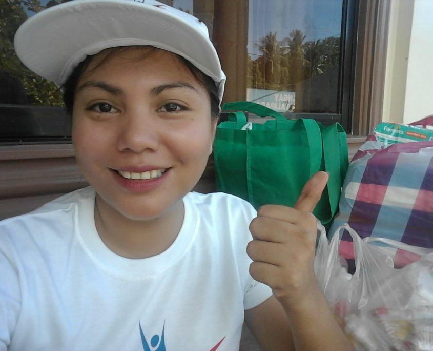 HAPI brings joy to kids following barangay elections