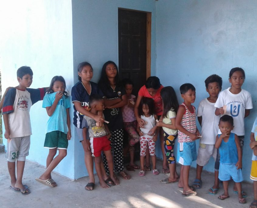 HAPI brings joy to kids following barangay elections