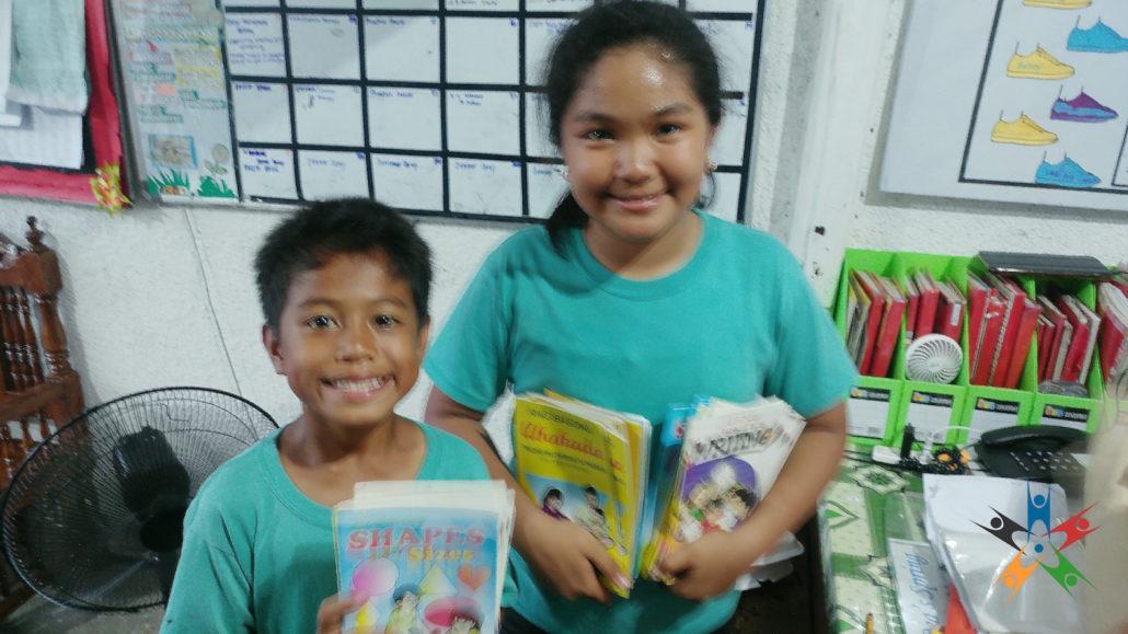 Atheist Republic and HAPI visit kids of Virlanie
