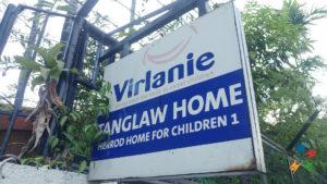 ARMMC and HAPI visit kids of Virlanie