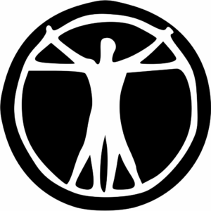 Vitruvian Man X Humanism