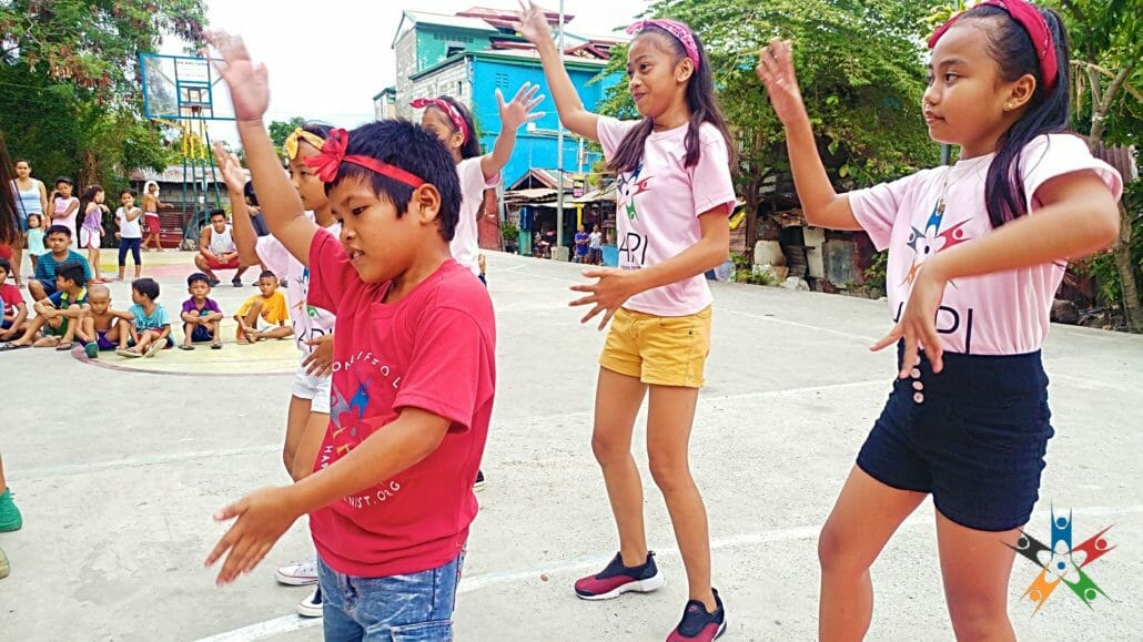 Kids NutriCamp celebrates birthday of HAPI Founder