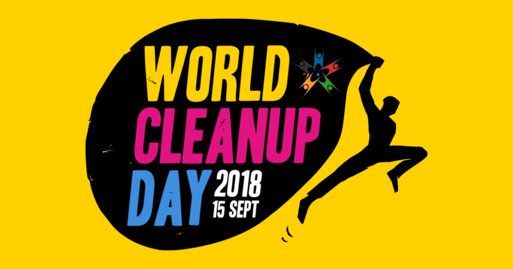 HAPI on World Cleanup Day 2018