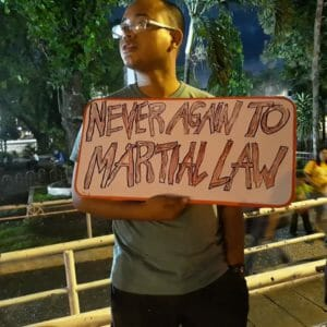 HAPI on Martial Law 46