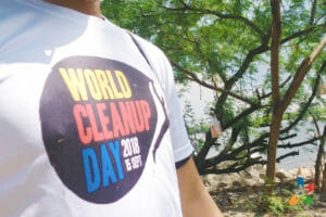 3rd Manila Bayside Cleanup coincides with World Cleanup Day 2018