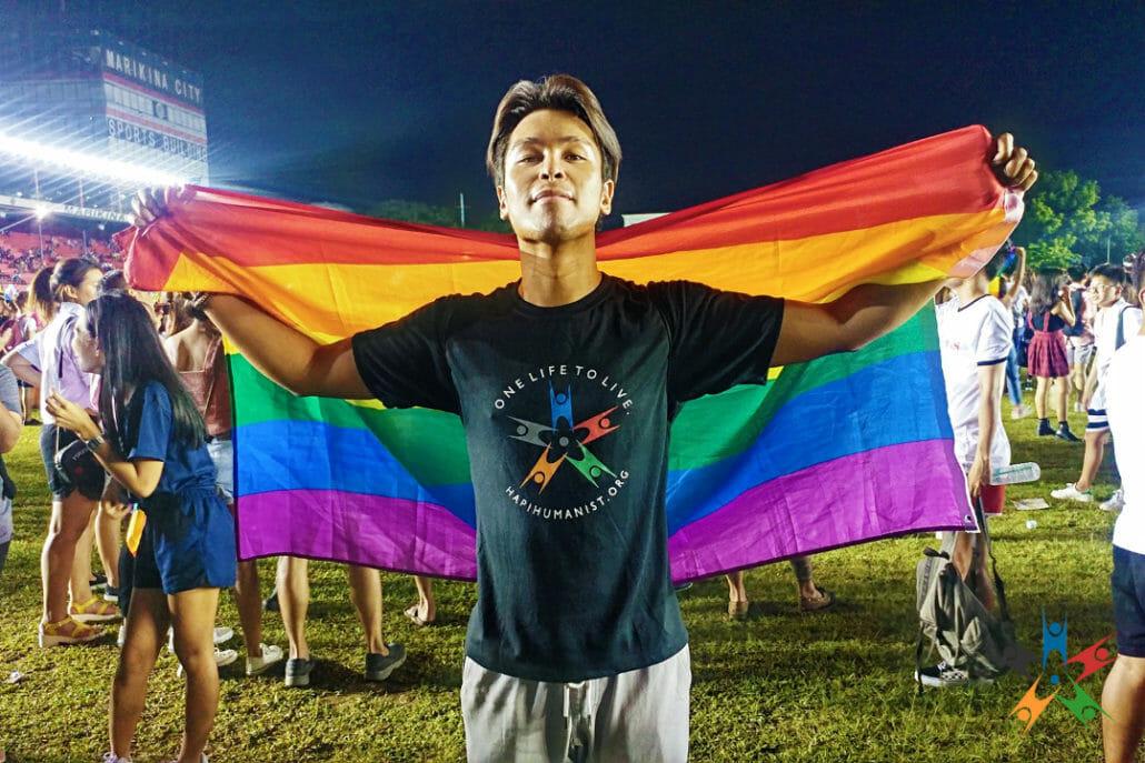 HAPI joins Metro Manila Pride 2018