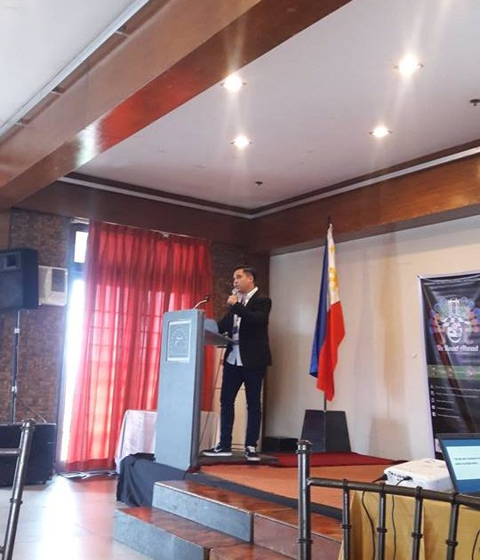 Digital Humanism discussed by Clarence Ruelos