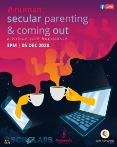 Café Humaniste: E-numan - Secular Parenting & Coming Out
